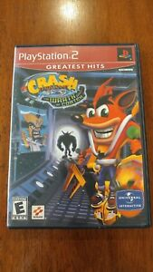 Details about Crash Bandicoot The Wrath of Cortex (Sony PlayStation 2) PS2  NEAR MINT COMPLETE
