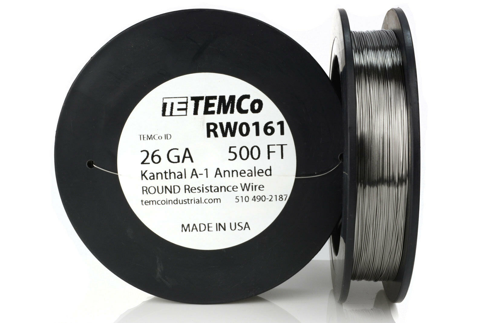34 Gauge AWG Nichrome 80 Wire 50/' Length N80 Wire 34g GA 0.16 mm 50 ft