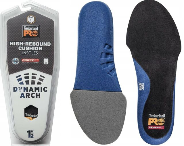 Bacterial /& Deodorizing Women/'s RocSoc Memory Foam Insole Anti Mold