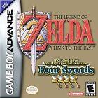 Legend of Zelda: A Link to the Past - Nintendo Game Boy Advance 2002