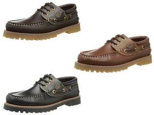 Dockers Herrenschuhe Schuhe Mokassins Boots Segelschuh Halbschuhe Sneakers Leder