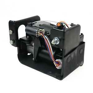 Details about Air Ride Suspension Compressor Pump For Escalade Avalanche  Suburban Tahoe Yukon