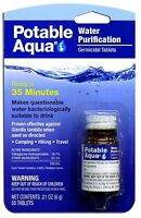 Best Camping Food Water Purification Emergency Purifier Survival Iodine Tablets