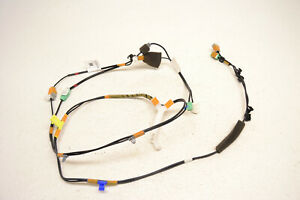 Subaru Impreza WRX STI CD Radio Stereo Wiring Harness Loom Oem 2008-2014 |  eBayeBay