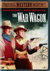 THE-WAR-WAGON-New-Sealed-DVD-John-Wayne