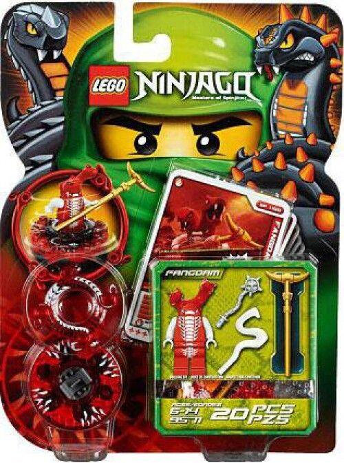 LEGO NINJAGO Spinjitzu Spinners fangdam Set  9571