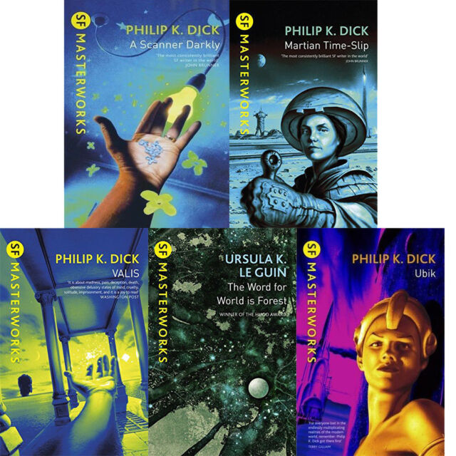 Philip k dick a scanner darkly — pic 6