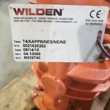 Wilden T4 Diaphragm Pump