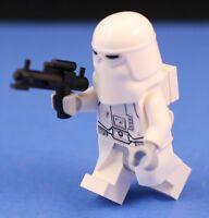 Lego® Star Wars™ 75049 Snowtrooper™ Minifig +leg Armor & Backpack + E-11 Blaster