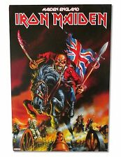 Iron Maiden England The Trooper Ed Poster New Official