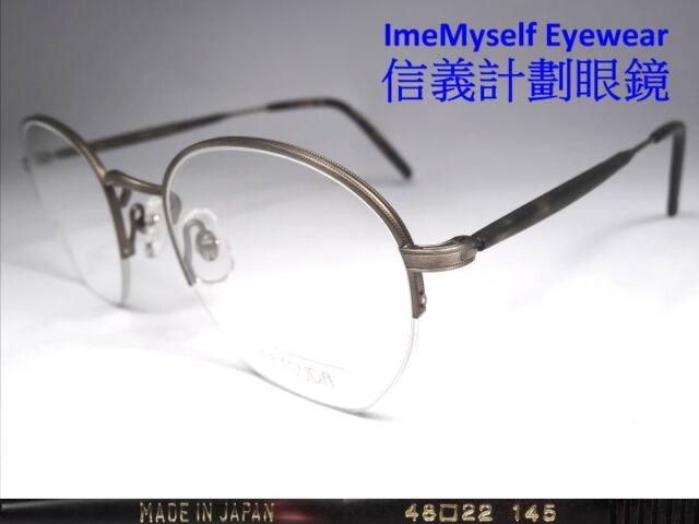 Imemyself Eyewear Matsuda 2841 Half-frame Optical Prescription ...