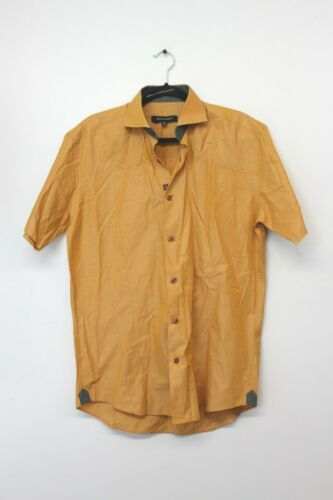 Bogosse Short Sleeve Button Down Shirt Men's Size