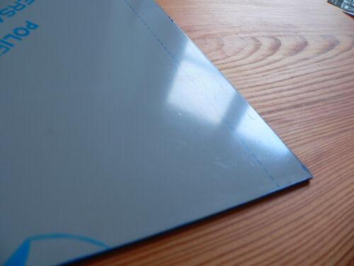 Wunsch Hausnummer reflektierend 20x20 cm Ziffern Straßenname Aluminium