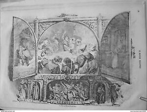 1858-M1-CARNIVAL-PARTY-KINGS-NORMANDY-TRIPTIC-PART-GOD-PART-ABSENT-MORIN