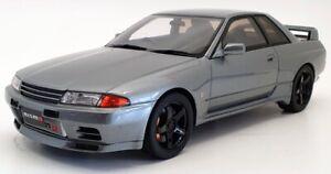 Kyosho 1/18 Scale Model Car KSR18047GR - Nissan Skyline GTR R32 Nismo - Grey