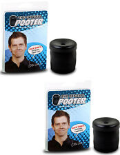 NP The Original Genuine Jack Vale Pooter TWO PACK NEW PACKAGE DESIGN