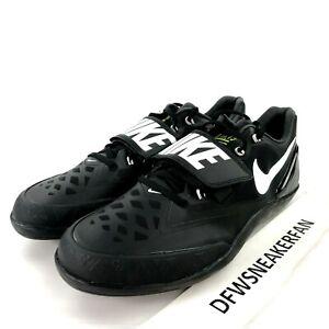 9aa35e5cf26e1 Nike Rotational 6 Men s Size 10 Track   Field Throwing Shot Shoes ...