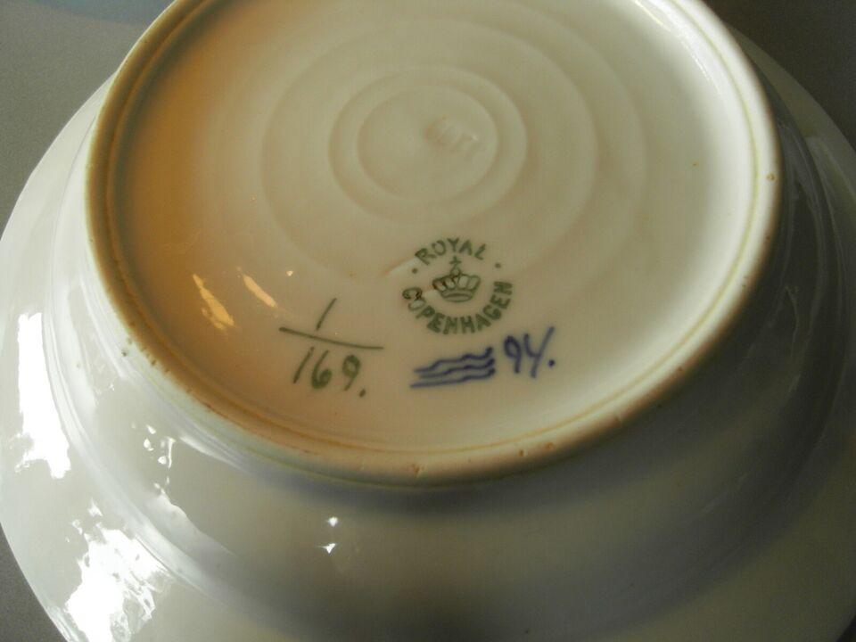 Porcelæn, Muselmalet