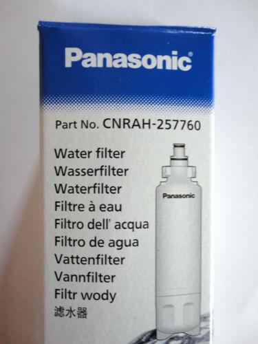 Panasonic NRB54X NR-B54X1 genuine CNRAH-257760 fridge water filter