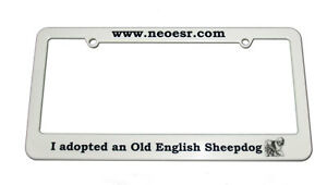 NEOESR-LICENCE-PLATE-COVER