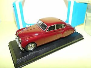 Jaguar Mk Vii Bordeaux Provence Moulage 1:43