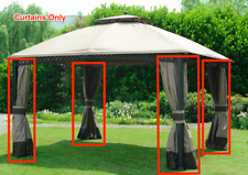 Sunjoy L-GZ717PST-C Gazebo Canopy Set Replacement for store BigLots