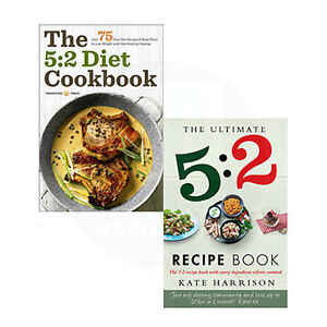 The-5-2-Diet-Cookbook-amp-The-Ultimate-5-2-Diet-Recipe-Book-Collection-2-Books-Set
