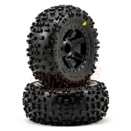 Pro-Line Nylon Badlands 2.8 All Terrain Terrain Terrain Tires Desperado Wheels Stampede ed3a1e