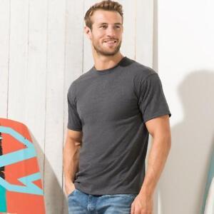 FRUIT-OF-THE-LOOM-maglietta-UOMO-165-grammi-T-shirt-VALUE-magliette-manica-corta