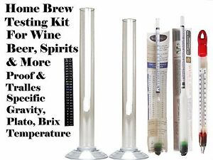 Beer-Wine-Moonshine-Testing-Kit-Thermometer-Hydrometer-Alcoholmeter-LCD-Jar