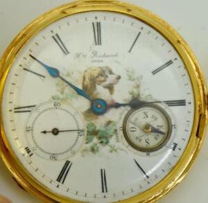 WOW-Imperial-Russian-Royal-family-18k-gold-H-Perregaux-Girard-Perregaux-watch