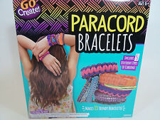 Paracord Bracelets DIY Kit parachute 550 Para Cord Friendship Survival Arm Band