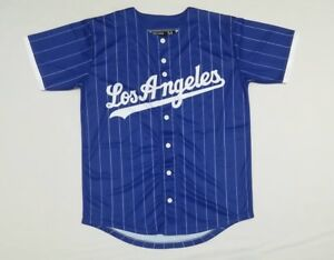 LOS ANGELES DODGERS  Baseball Jersey sz 52 XL 1X