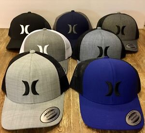 6a51f4e0ae349 Image is loading HURLEY-SNAPBACK-DEL-MAR-YUPOONG-Icon-QT-Trucker-