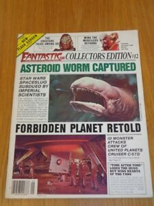 Details about FANTASTIC FILMS JANUARY 1981 STAR WARS FORBIDDEN PLANET US UK  MAGAZINE =
