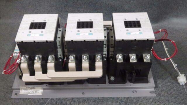carrier chiller starter assembly 30gx680022 110 vac coil wye delta rh ebay com