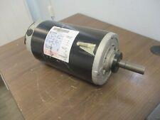 York Ac Motor P56c64a50 2hp 690820rpm Fr56y Enclenclosed 460v 3437a Used