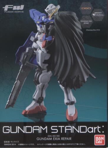 Bandai FW Fusion Works GUNDAM STANDArt 21 No.080 GN-001RE GUNDAM EXIA REPAIR