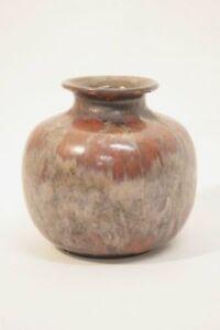 Alte-Lava-Vase-Keramik-50er-60er-Jahre