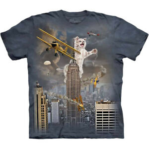 King-Kong-Kitten-T-Shirt-by-The-Mountain-Brand-New