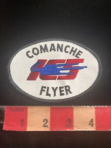 Aviation-Airplane-COMANCHE-FLYER-Patch-03WE
