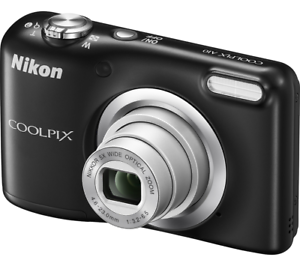 Nikon-Coolpix-A10-Digital-Camera-Black
