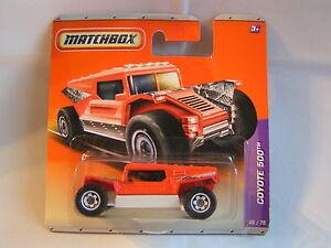MATCHBOX-Coyote-500