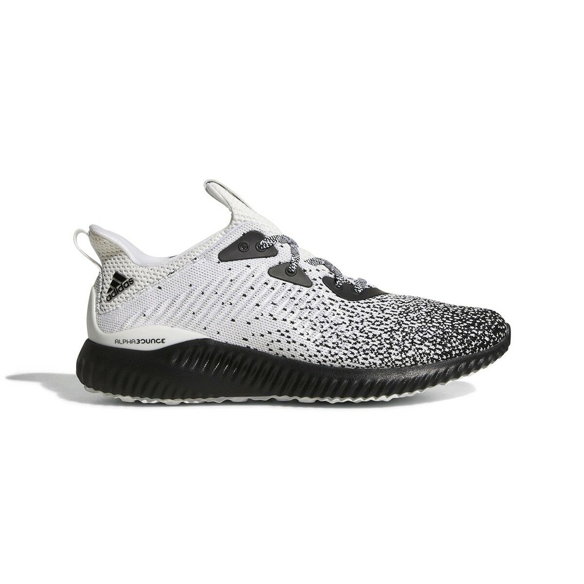 New Adidas Alphabounce CK CQ0406 Black White Running Sport Shoes Men All Comfortable