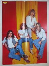 Status Quo John Coghlan Alan Lancaster Rossi Parfitt Cassidy POSTER Sweden 1970s
