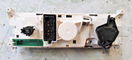 3-Button S R50 R52 R53 Heater Control Panel 6411 1502213 MINI BMW One Cooper