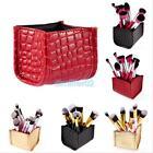 New Makeup Cosmetic Organizer Lipstick Brush Storage Holder Case Stand Bag Box