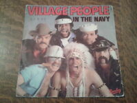 45 tours village people in the navy