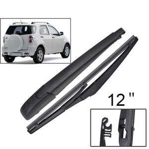 Rear-Wiper-Arm-Blade-Set-For-Daihatsu-Terios-2008-2009-2010-2011-2012-2013-2014