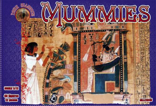 Alliance 72045 Mummies 1//72 scale